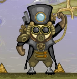Steampunk Game Online kiz10