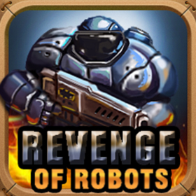 Revenge of Robots Game Online kiz10