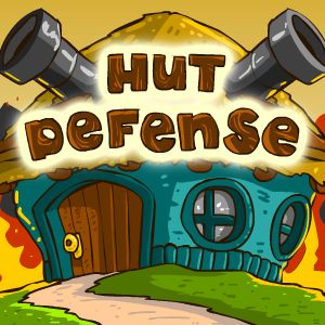 Hut Defense Game Online kiz10