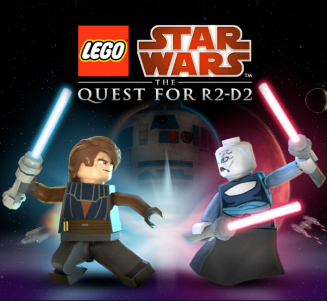 LEGO Star Wars the Quest for R2-D2 Game Online kiz10