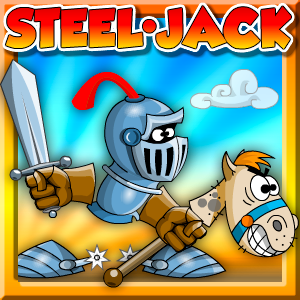 Steel Jack Game Online kiz10