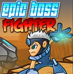 Epic Boss Fighter Game Online kiz10
