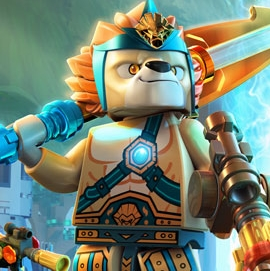 Lego: Legends of Chima Speedorz Game Online kiz10