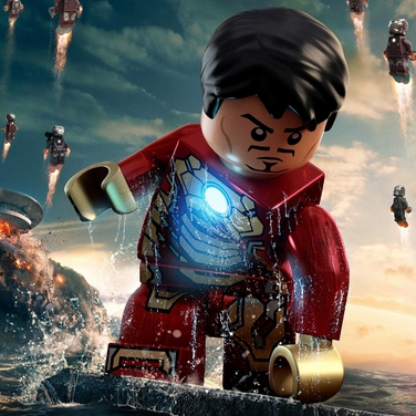 Lego Iron Man 3 Game Online kiz10
