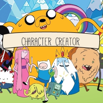 Adventure Time: Character Creator Game Online kiz10
