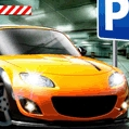 Muscle Car Parking Game Online kiz10