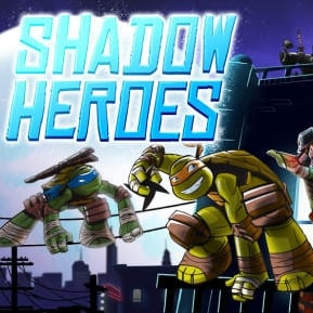 Teenage Mutant Ninja Turtles: Shadow Heroes Game Online kiz10