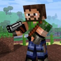 Minecraft: Pixel Warfare Game Online kiz10