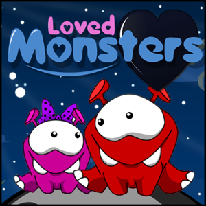 Loved Monsters Game Online kiz10