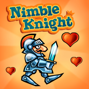 Nimble Knight Game Online kiz10