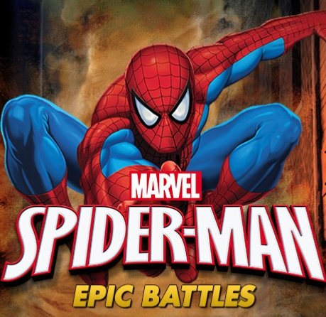 Spider-Man: Epic Battles Game Online kiz10