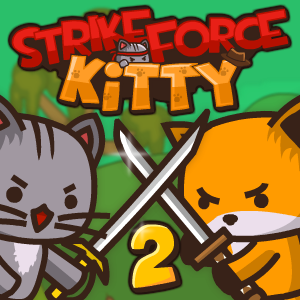 StrikeForce Kitty 2 Game Online kiz10