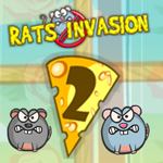 Rats Invasion 2 Game Online kiz10