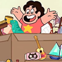 Heap of Trouble: Steven Universe Game Online kiz10