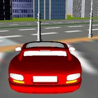 City Driving School 3D Game Online kiz10