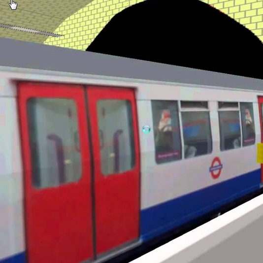 Metro Rail Simulator Game Online kiz10