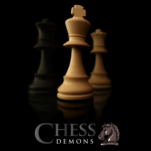 Chess Demons Game Online kiz10
