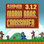 Super Mario Crossover 3.1.21 Game Online kiz10