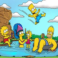 The Simpsons Puzzle Game Online kiz10