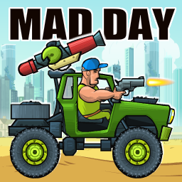Mad Day Game Online kiz10