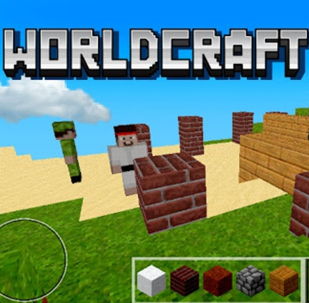 Worldcraft Game Online kiz10