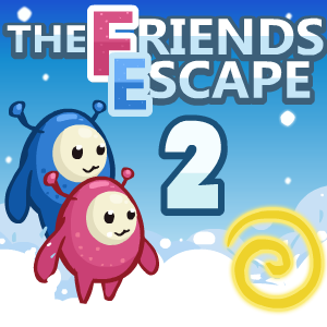 The Friends Escape 2 Game Online kiz10