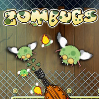 ZomBugs Game Online kiz10