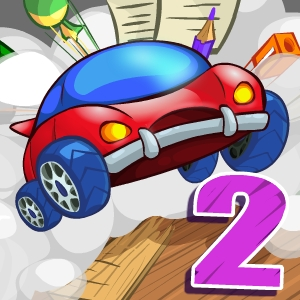 Desktop Racing 2 Game Online kiz10