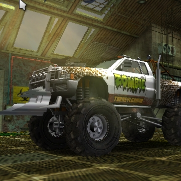 Zombie Truck Parking Simulator Game Online kiz10