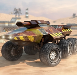 Mars Rover Extreme Parking Game Online kiz10