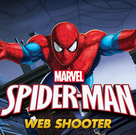 Spider-Man Web Shooter Game Online kiz10