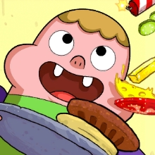 Clarence Games - Blamburger Game Online kiz10