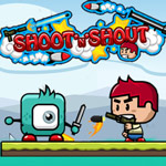 ShootnShout Game Online kiz10