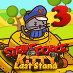 Strikeforce Kitty 3: Last Stand Game Online kiz10
