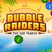 Bubble Raiders: Sun Temple Game Online kiz10