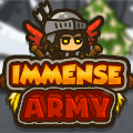 Immense Army Game Online kiz10