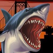 Los Angeles Shark Game Online kiz10