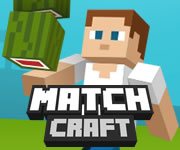 Match Craft Game Online kiz10