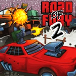 Road of Fury 2 Game Online kiz10