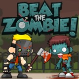 Beat the Zombie! Game Online kiz10