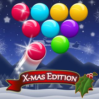 Smarty Bubbles X-MAS EDITION Game Online kiz10