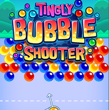 Tingly Bubble Shooter Game Online kiz10