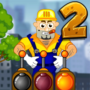 Building Demolisher 2 Game Online kiz10