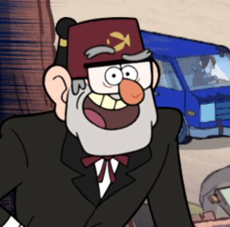 Gravity Falls: The Great Stanmobile Escape Game Online kiz10