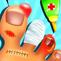 Nail Doctor Game Online kiz10