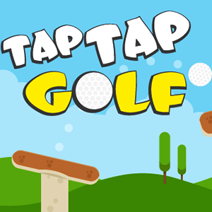 Tap Tap Golf Game Online kiz10