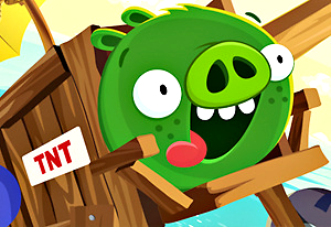 Bad Piggies HD 2017 Game Online kiz10
