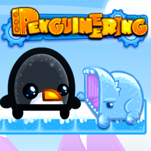 Penguineering Game Online kiz10
