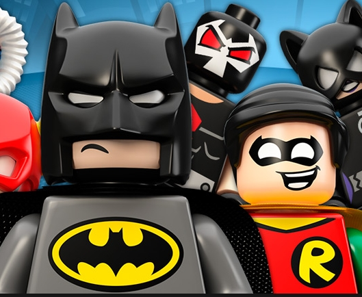 LEGO DC Mighty Micros Game Online kiz10