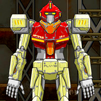 Assemble Mecha Game Online kiz10